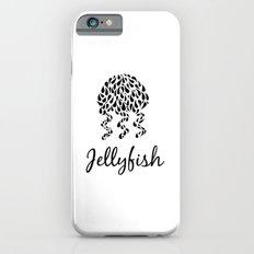 Jellyfish B&W iPhone 6s Slim Case