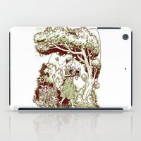 Intersectional Nature iPad Case