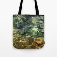 Water surface (3) Tote Bag