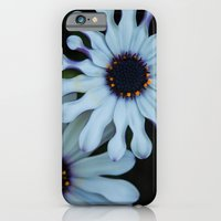 iPhone & iPod Case featuring Purple and white by Cozmic Photos
