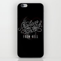 Badass B iPhone & iPod Skin