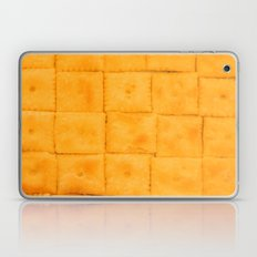Cheese Crackers Galore Laptop & iPad Skin