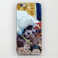 Gerthrude iPhone & iPod Skin