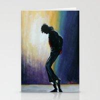 MJ Move   Stationery Cards