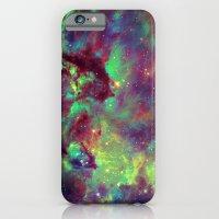 Seahorse Nebula iPhone 6 Slim Case
