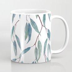 Eucalyptus leaves Mug