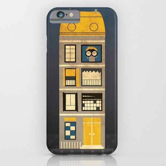 Night spy iPhone & iPod Case