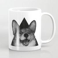 Sausage Fox Mug