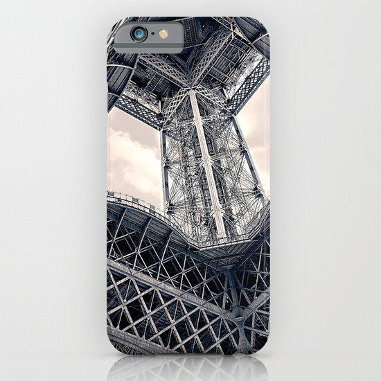 Eiffel Steel iPhone & iPod Case