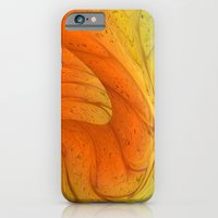 iPhone & iPod Case featuring Waves of Sanity by Deborah Benoit