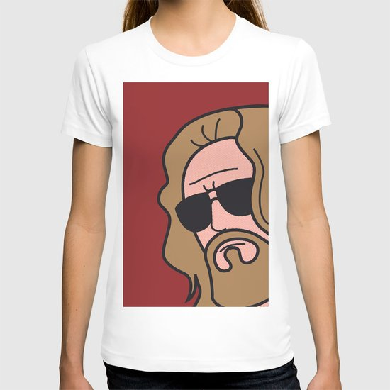Pop Icon - The Dude T-shirt