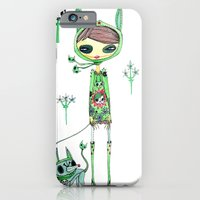 Punk Gree iPhone 6 Slim Case