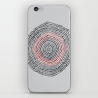 Vacancy Zine Mandala I A iPhone & iPod Skin