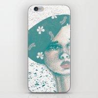 Evoke of Interest iPhone & iPod Skin