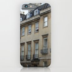 Row of Houses in Bath iPhone 6s Slim Case