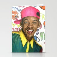 Fresh Prince Of Bel Air … Stationery Cards