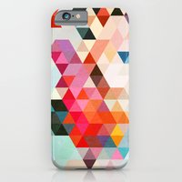 abstract iPhone & iPod Cases featuring Heavy words 01. by Three of the Possessed