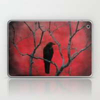 The Color Red Laptop & iPad Skin