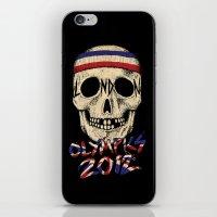 London Olympics 2012 iPhone & iPod Skin