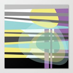 Geometric#6 Canvas Print