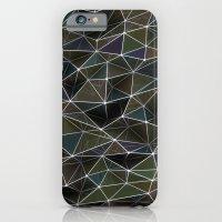 Abstract Digital Waves iPhone 6 Slim Case