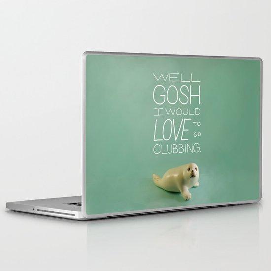 Naïveté Laptop & iPad Skin