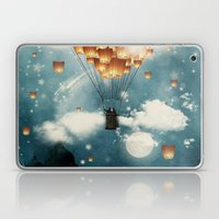 Where all the wishes come true Laptop & iPad Skin
