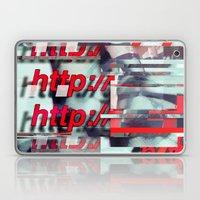 Glitch Decon 1 Laptop & iPad Skin
