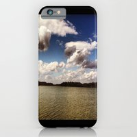 iPhone & iPod Case featuring Reservoir  by Clair Jones