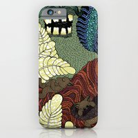 iPhone & iPod Case featuring Whimsy by Amanda James