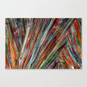 Acryl-Abstrakt 02 Canvas Print