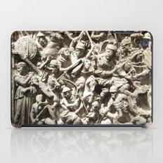 Roman Battle iPad Case