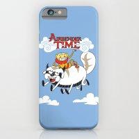 Airbender Time iPhone 6 Slim Case