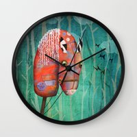 The Hobby Horse Wall Clock