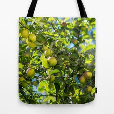 Swedish apples Tote Bag