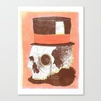 Fancy Forever Canvas Print