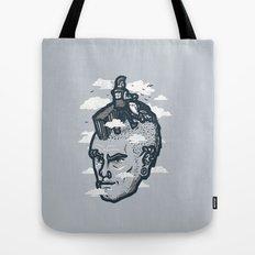 lawnmohawk Tote Bag