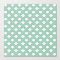 Pattern10 Canvas Print
