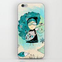 Fish iPhone & iPod Skin