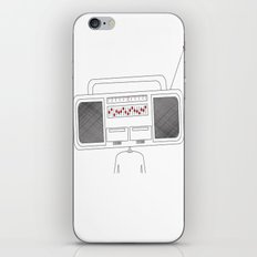 Ghetto Head iPhone & iPod Skin