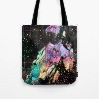 Space Sick Tote Bag