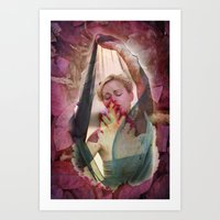 Autumn Spirit 2 Art Print
