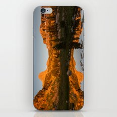Alaska Basin Sunset iPhone & iPod Skin