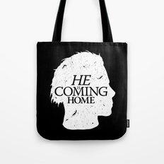 Halloween is Coming Tote Bag