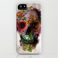 SKULL 2 iPhone (5, 5s) Slim Case