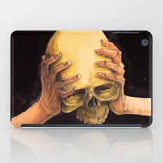 Head on Hands iPad Case
