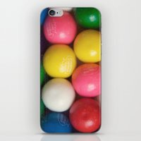Gumballs iPhone & iPod Skin