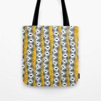 Rattlestripe Aspen Tote Bag