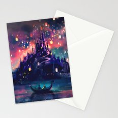 The Lights Stationery Cards