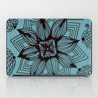 Flowering iPad Case